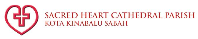 Sacred Heart Kota Kinabalu Sabah Logo